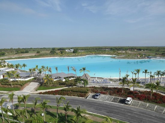 Playa Blanca Hotel &amp; Resort: Pool from Suite