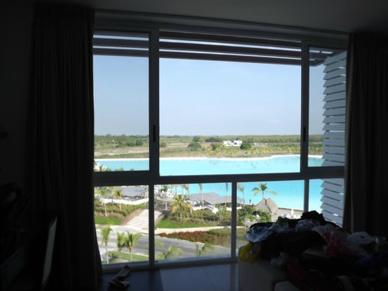 Playa Blanca Hotel &amp; Resort: View from Suite