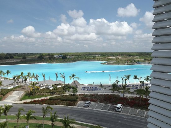Playa Blanca Hotel &amp; Resort: Pool view