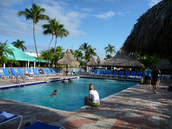 Holiday Inn Key Largo: Pool