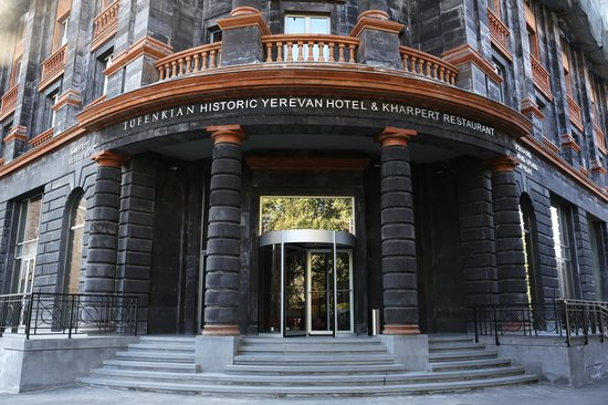 Tufenkian Historic Yerevan Hotel