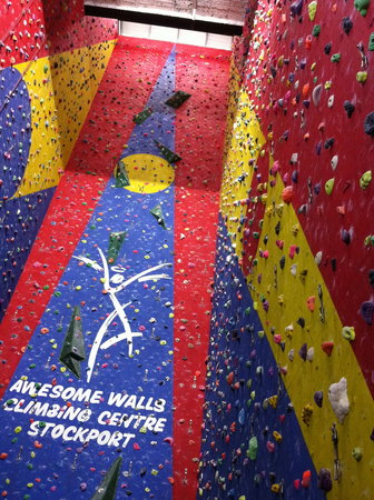 Awesome Walls Climbing Centre Stockport