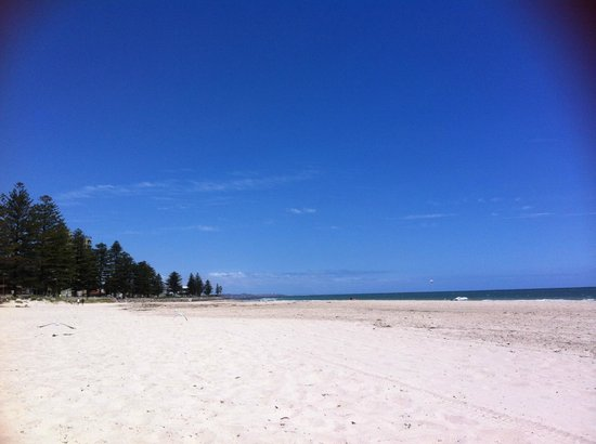 Glenelg Beach