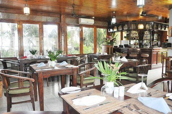 Le Relax Beach Resort: Restaurant