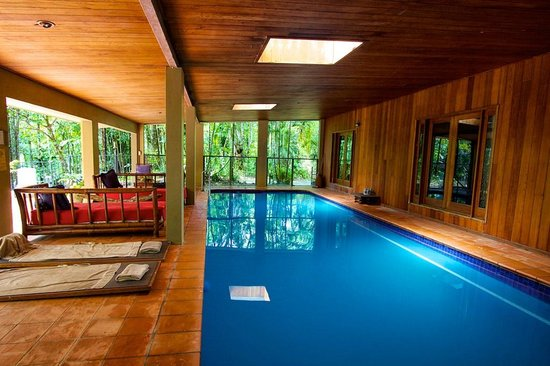 Daintree Eco Lodge & Spa: Pool area