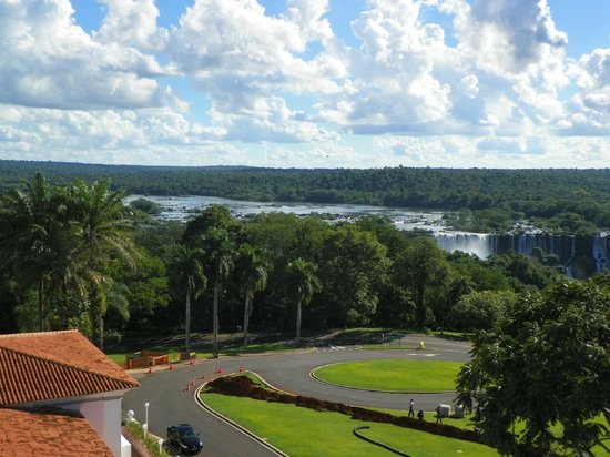 Hotel das Cataratas by Orient-Express: Viso do Mirante