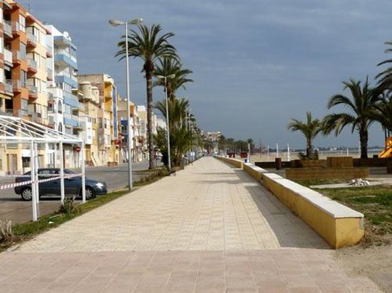 Torreblanca, Spanien: Paseo Martimo