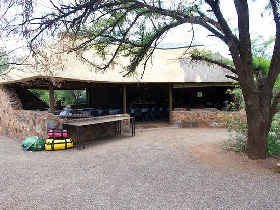 Mosetlha Bush Camp & Eco Lodge: Mosethla Bush Camp