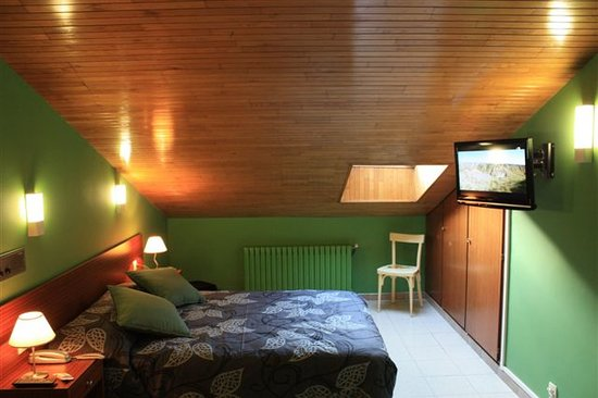 Hotel Les 7 Claus: Habitacin doble