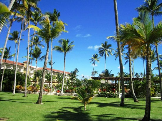 Now Larimar Punta Cana: resort grounds
