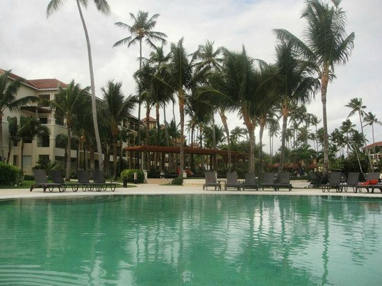 Now Larimar Punta Cana: pool area!