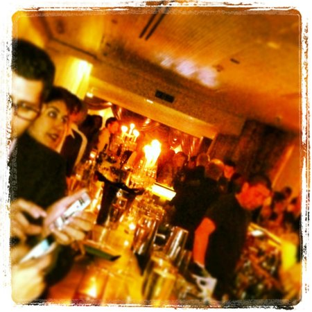 Sanderson London Hotel: A view of the Long Bar