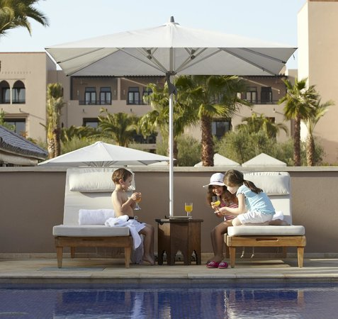 Four Seasons Resort Marrakech: Kids Club Pool