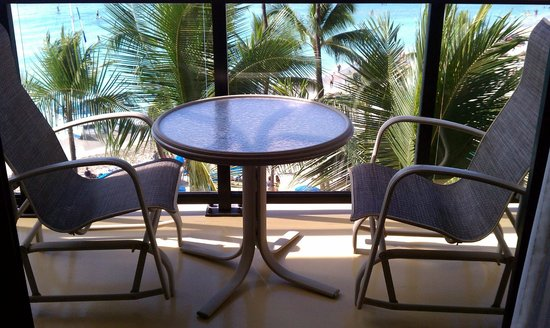 Outrigger Waikiki on the Beach: My Lanai