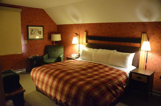 Fox Hotel & Suites: Sleeping quarters