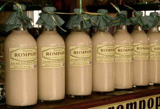 ... kenyon rompope1 rompope mexican eggnog drink a mexican eggnog rompope