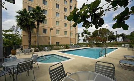 Homewood Suites Miami-Airport / Blue Lagoon: Homewood Suites Miami-Airport/Blue Lagoon