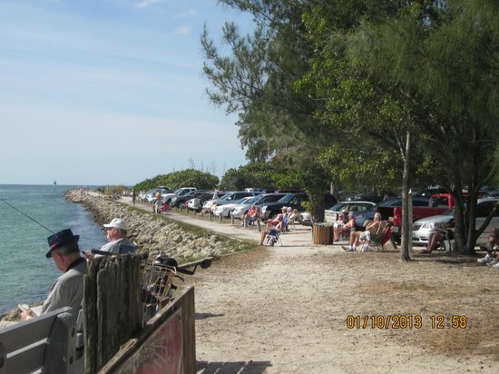 North Jetty Fish Camp And Beach Nokomis Fl