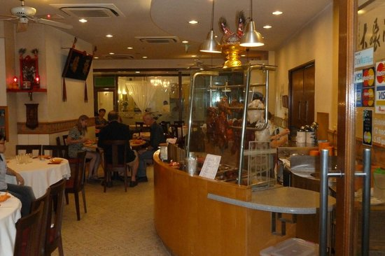 Bar and coffee shop picture of ibis singapore on for Table 52 schaumburg