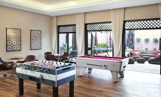 Four Seasons Resort Marrakech: Young Adult Center / Teen Club