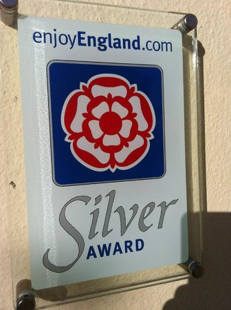 Wyndham Park Lodge: 4STAR SILVER award