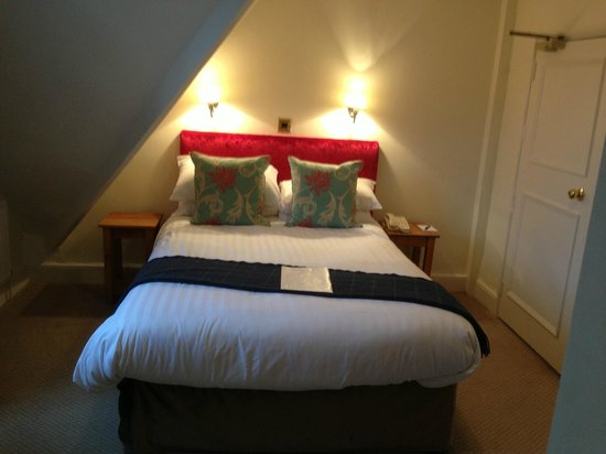 Three Ways House Hotel: Bedroom