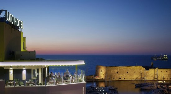 Lato boutique hotel crete heraklion hotel reviews for Boutique hotel crete