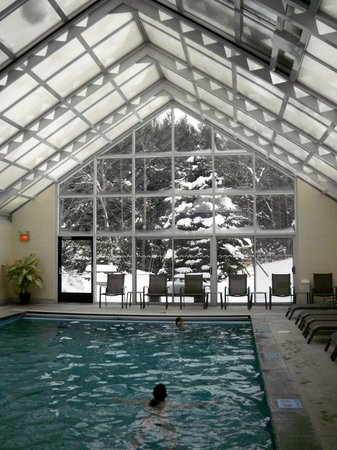 Best Western PLUS Waterbury - Stowe: Good pool
