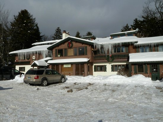 Kitzhof Inn: Midwinter 2012/13