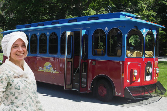 Liberty Ride Guided Trolley Tour of Lexington & Concord