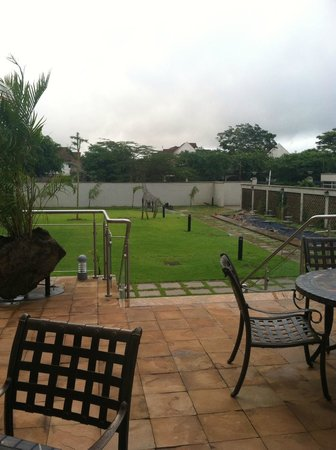 The Boma Nairobi: Open area