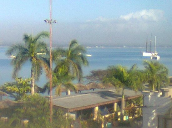 Hotel Slipway: view of ocean