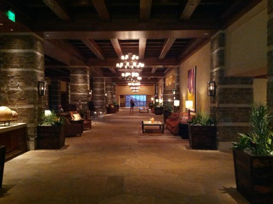 The Ritz-Carlton Dove Mountain: Lobby