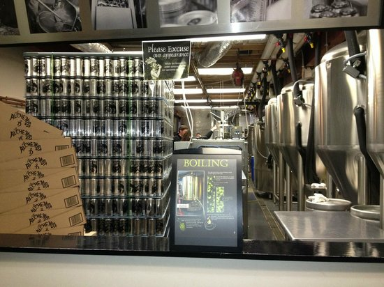 North Sutton, NH: Recent trek to purchase Heady Topper, voted best tasting IPA in the world by Beer Advocate