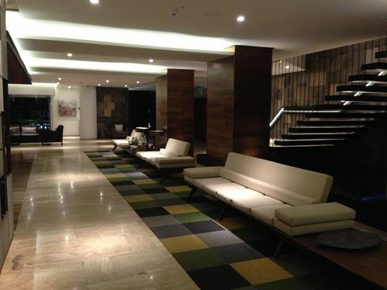 InterContinental Presidente Santa Fe: Lobby