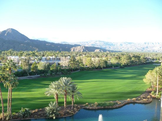 Renaissance Indian Wells Resort & Spa: View from room
