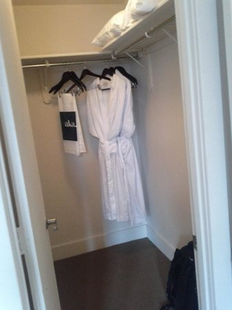 AKA White House: Master Bedroom Closet