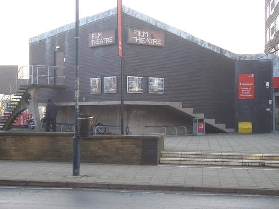 Stoke-on-Trent Film Theatre