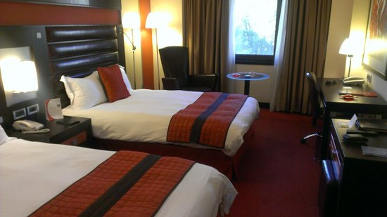 Crowne Plaza Hotel - Athens City Centre: The room