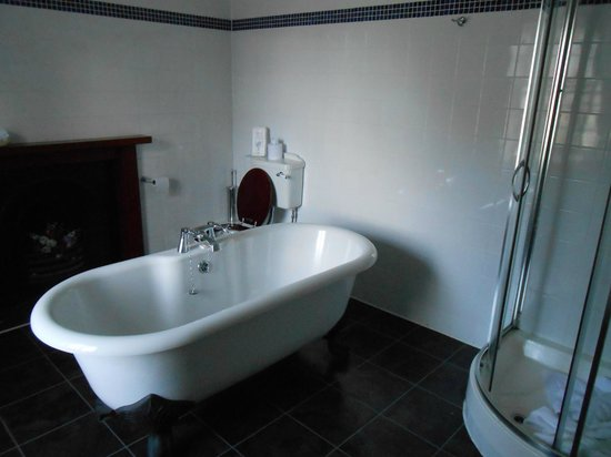 Strath Tummel, UK: Our bathroom