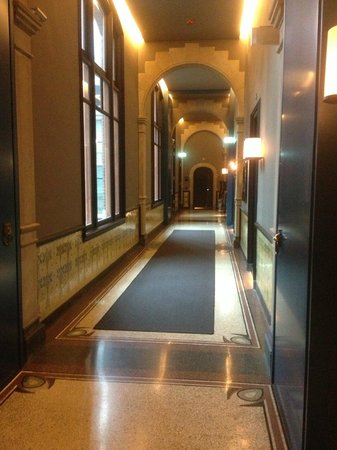  : corridors
