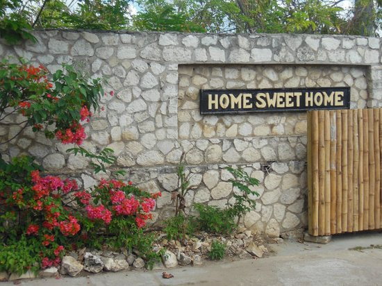 Home Sweet Home Resort: entrance