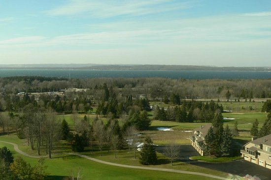 Grand Traverse Resort and Spa: View from room 1453
