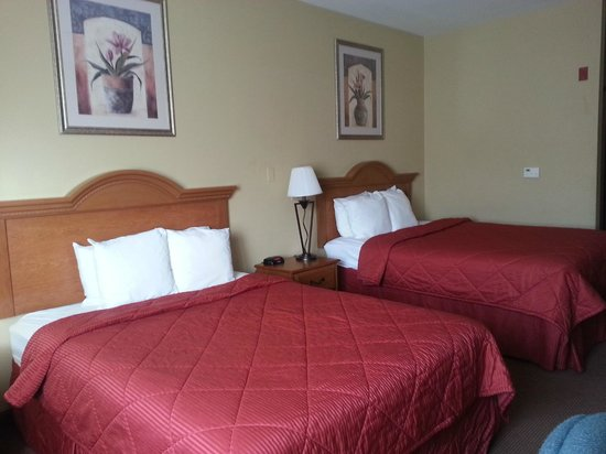 Room photo 6 from hotel Comfort Suites - Las Cruces