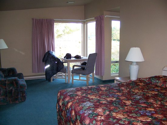 The Royale Motel: room 118 river view