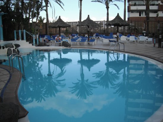 IFA Hotel Continental: One of the pools.