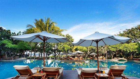 ‪‪The Royal Beach Seminyak Bali - MGallery Collection‬: Main Pool‬