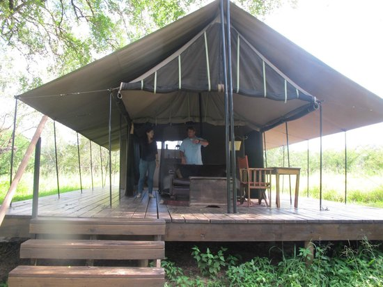 Honeyguide Tented Safari Camps: tent