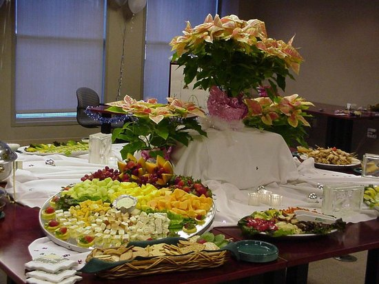 Cooking & Company Restaurant, Catering and Events: Christmas Party for American Cancer Society