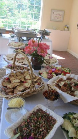 Cooking & Company Restaurant, Catering and Events: Catering set up -01